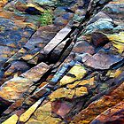 Abstract Rocks IV by Alexandra Lavizzari