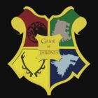 Game of Hogwarts by GinHans
