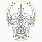 The Skull Underground by thesaint1976