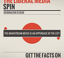 Don't Believe The Liberal Media by morningdance
