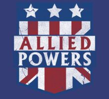 Allied Powers by DDTees