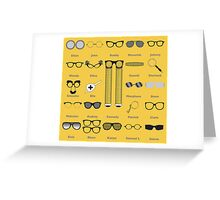 SpecsAppeal Greeting Card