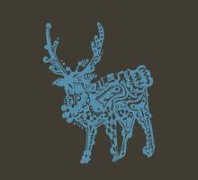 Hannimal - Blue by onethirdpotato