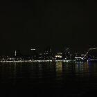 Hamburg Skyline by LemonLion