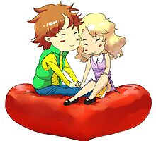 Chibi love by Sorphix