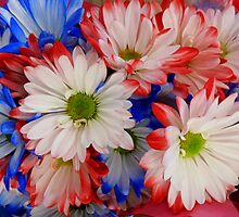 Happy Fourth Of July by WildestArt