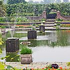 Kensington Palace Pond 1 by TelestaiPix