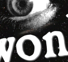 Eye Twonky Sticker