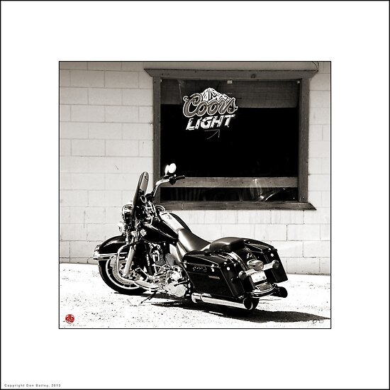 Light Beer, Heavy Metal by Don Bailey