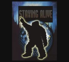 STAYING ALIVE! by Sybilla Irwin