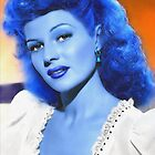 Rita Hayworth in The Lovers of Carmen by Art Cinema Gallery