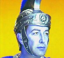 Robert Taylor in Quo Vadis? by Art Cinema Gallery