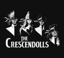 The Crescendolls (shirt) Kids Clothes
