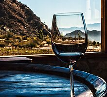 Through the Wine Glass - No. 2 by photograham