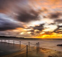 Wylies Baths, Coogee by Bill Karayannis