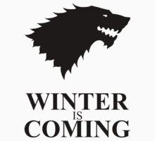 Winter Is Coming by Brinjen