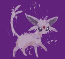 Graffiti Espeon by niterune