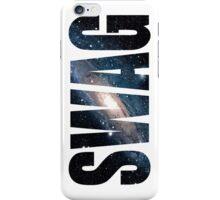 Swaggin' In Space iPhone Case/Skin