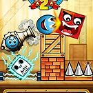Tiny Ball 2 - Skilled Physics Game for Samsung Devices by johnmorris8755