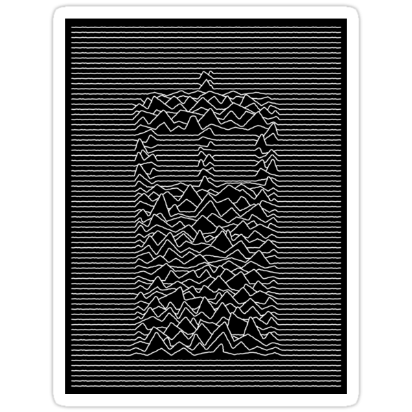 Who Division - Sticker by geekchic  tees
