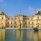 Jardin du Luxembourg, Paris by gianliguori