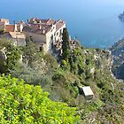 Eze, France by gianliguori
