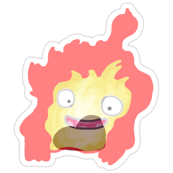Calcifer by pokegirl93
