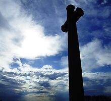 """Commonwealth War Graves Commission """"war cross"""" by northstardesign"""