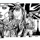 LEAGUE OF EXTRAORDINARY GENTLEMEN by ROBMORANART