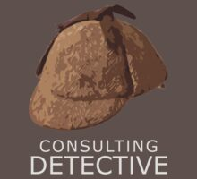 Sherlock - Consulting Detective by RetroMelon