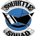 Squirtle Squad by Peter Bui