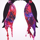 Penguins in Purple by samclaire