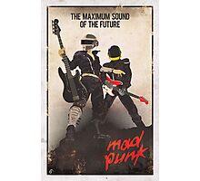 Mad Punk Photographic Print