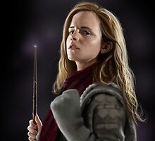 Hermione Granger by jht888