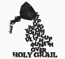 Holy Grail - Jay-Z & Justin Timberlake by Neil K