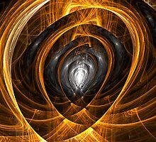 Wandering Spirit Cave by Kazytc