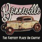 Bonneville - Fast Place on Earth, Dark by KlassicKarTeez