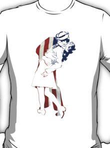 Kissing Sailor T-Shirt