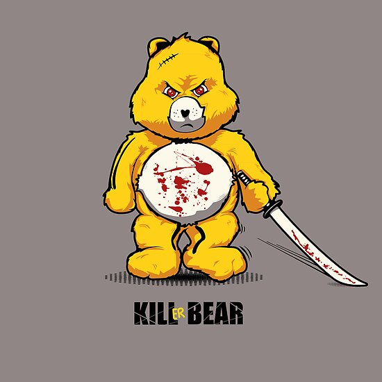 Killer Bear by theduc