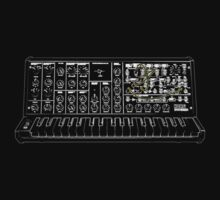 Analog Synthesizer by miirimage