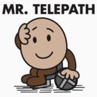 Mr. Telepath by zacly