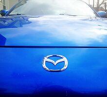 Blue Mazda RX-8 3 by kfedukowski