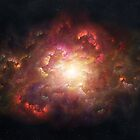 Triumvirate Nebula by kfedukowski