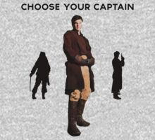 Choose Your Captain : Mal Reynolds Edition by piecesofrie
