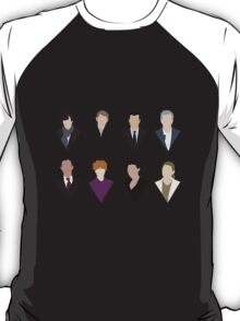 Sherlock and 'Friends' T-Shirt