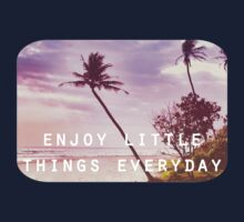Enjoy little things Kids Clothes