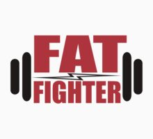 Fat Fighter Kids Clothes