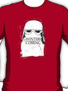 Winter Comes T-Shirt