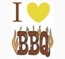 I love BBQ by madisonavenue