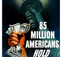 85 Million Americans Hold War Bonds -- WW2 by warishellstore